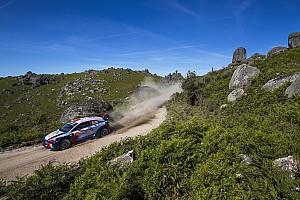 WRC Noticias de última hora Sordo, a defender su tercer puesto en Portugal