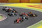 Формула 1 2017: Mercedes, Ferrari та Red Bull у першій половині сезону