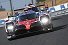 Le Mans test day: Toyota beats 2016 pole time in afternoon