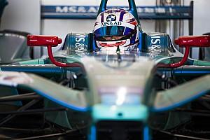 Formula E Son dakika Andretti'nin Formula E'deki ikinci pilotu Blomqvist oldu