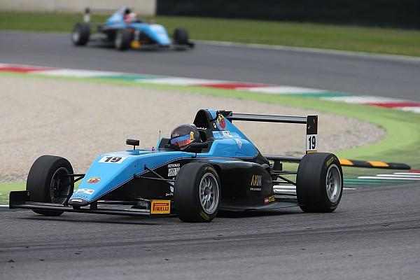 Formula 4 A Monza bis di punti per Giacomo Bianchi prima del botto in Gara 3