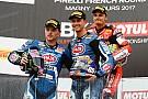 WSBK Yamaha, un double podium et des ambitions pour l'avenir