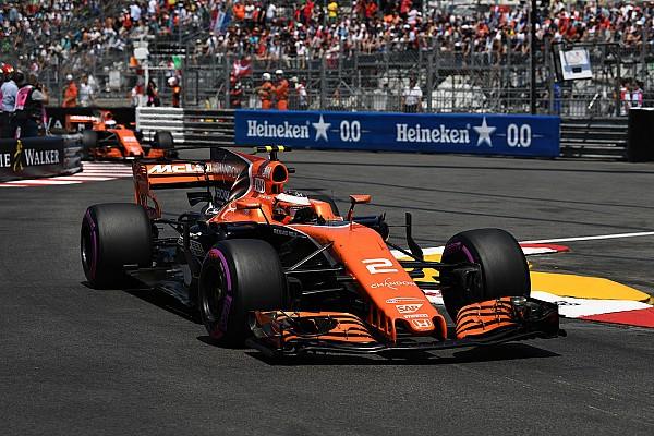 Formula 1 Kolom Vandoorne: Debut positif di Monako, meski alami dua insiden