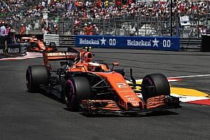 F1 Artículo especial La columna de Vandoorne: 'Esperanzador GP pese a los accidentes'