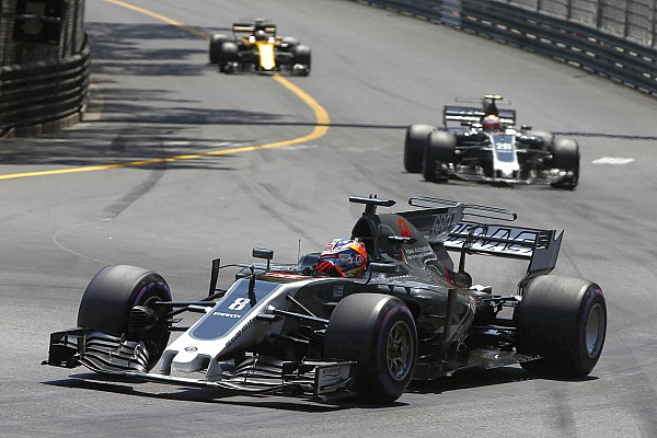 Haas: Maturity, not luck, behind double points breakthrough