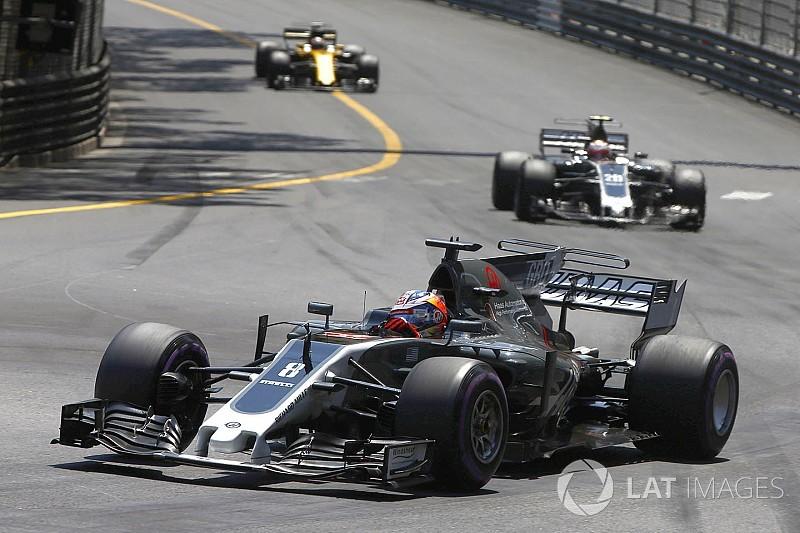 Haas: Mónaco fue por madurez, no suerte