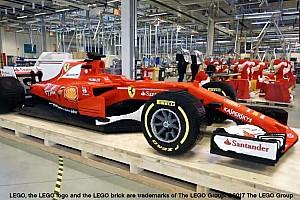OTOMOBİL Son dakika Lego Formula 1 aracının doğuşunu izleyin!