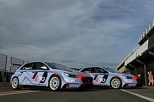 TCR Ultime notizie Tarquini e Menu portano al debutto la Hyundai i30 N TCR in Cina