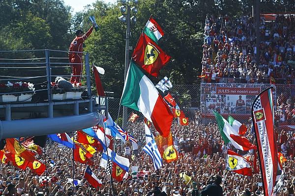 Formula 1 GALERI: Kumpulan foto terbaik GP Italia