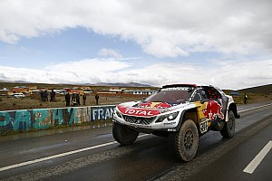 Dakar Breaking news Despres: Time lost in Stage 7 is no disaster
