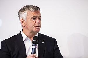 General Breaking news Warwick steps down as BRDC President