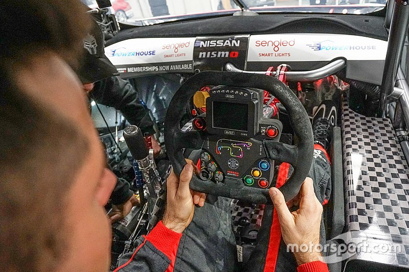 Nissan goes it alone on Supercars leg protection