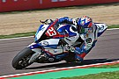 Superstock 1000 Lausitzring, Qualifiche: Sandi in pole, prima fila per Rinaldi