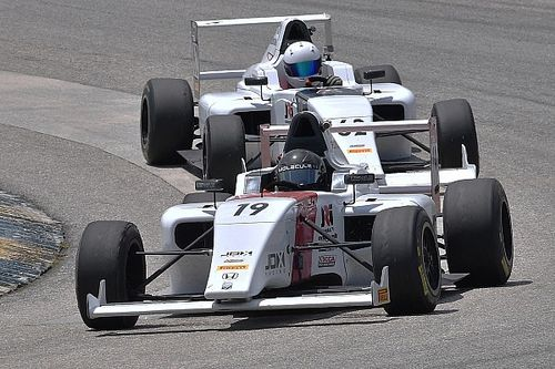 Reger and Forcier win at F4 US season-opener