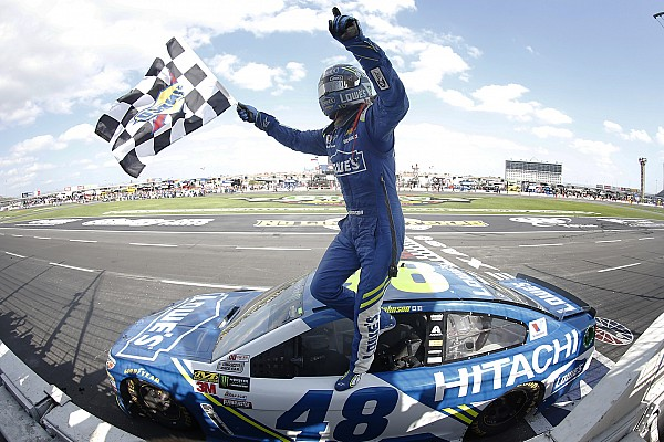 Roundtable: Can Jimmie Johnson end his winless streak at Texas?