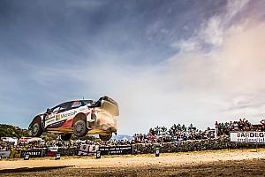 WRC BRÉKING Ilyen, ha ugratás közben veszel érintőre egy drónt a WRC-ben
