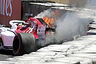 Formula 1 Ericsson to miss FP2 after first practice crash