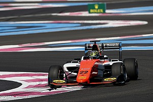 GP3 Breaking news Boccolacci stripped of GP3 win on home soil