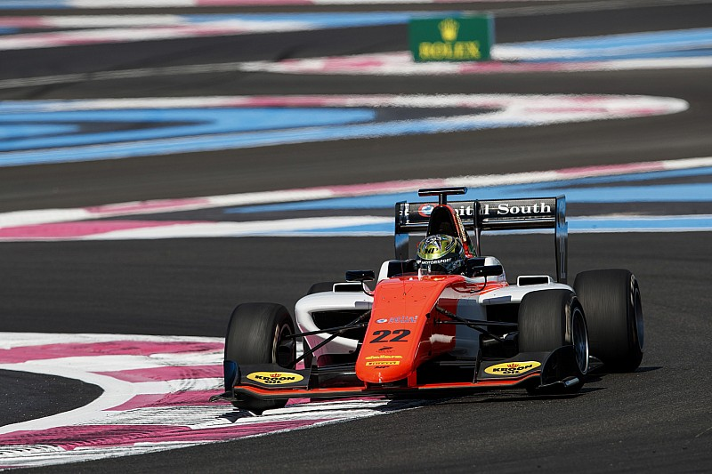 GP3 в Поль Рікарі: Бокколаччі виграв першу гонку
