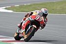MotoGP Маркес стал лучшим на тестах MotoGP в Барселоне