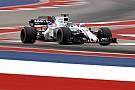 Williams, castigado por otra infracción con los neumáticos