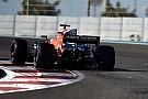A McLaren festése 2018-ra
