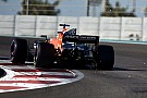 Formule 1 McLaren prévoit déjà une évolution
