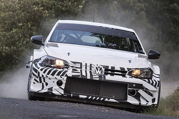 WRC Ultime notizie Volkswagen: ritardi nei test della Polo R5. Slitta l'omologazione!