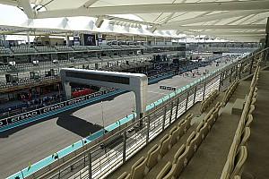 Horarios del GP de Abu Dhabi