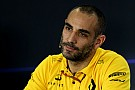 Formel 1  Keine volle Kraft: Renault setzt beim Motor auf Zuverlässigkeit