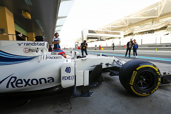 Formel 1 Williams über Kubica-Test: Speed ist ein