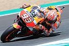 Jerez MotoGP 3. antrenman: Marquez lider
