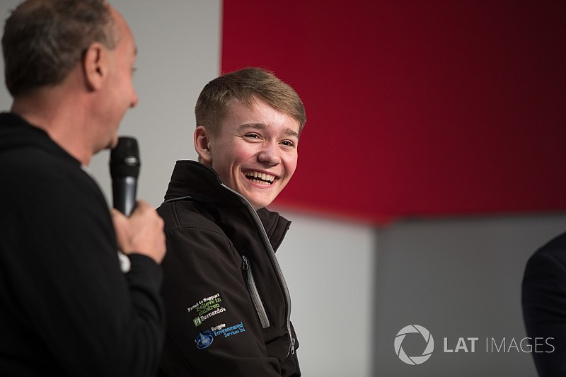 Monger still planning to race single-seaters