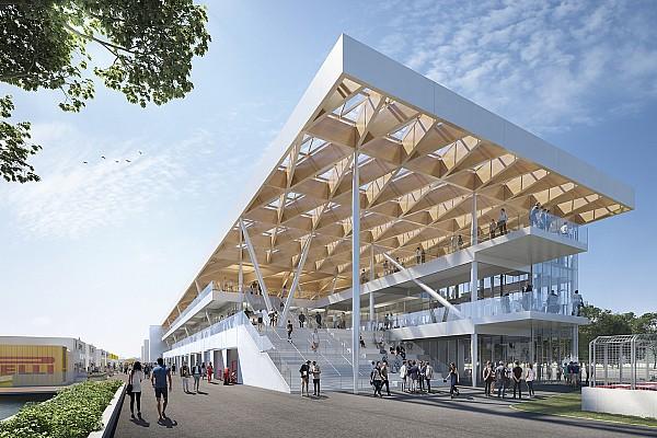 Formula 1 Rancangan gedung paddock baru sirkuit Gilles Villeneuve dipamerkan