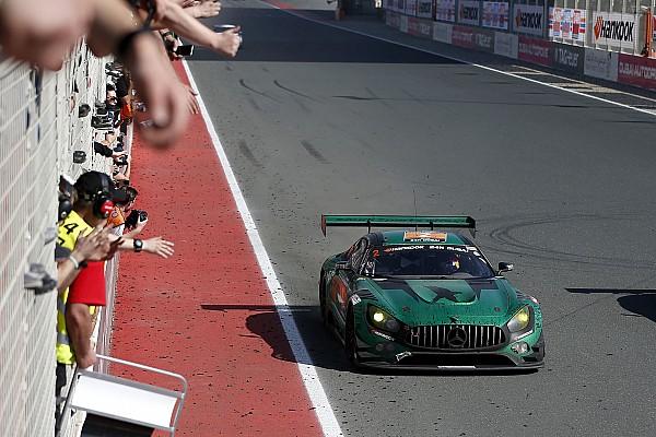 Endurance Raceverslag Buurman wint met Black Falcon tijdens 24 uur van Dubai