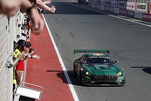 Endurance Gara La Mercedes del Black Falcon conquista la 24 Ore di Dubai