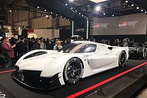 Автомобили Новость Toyota сделала из машины для «Ле-Мана» дорожный гиперкар