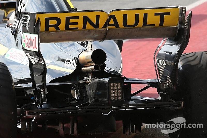 GALERÍA TÉCNICA: del segundo día de los test II de F1