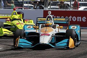 IndyCar Noticias Equipo Harding Racing está optimista por el debut en IndyCar