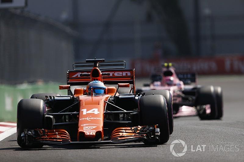 "Force India considera a McLaren-Renault como una amenaza ""significativa"""