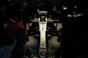 Formule 1 Analyse Technique - Les dessous de la Mercedes W09