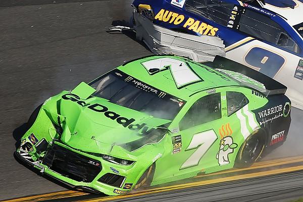 Danica Patrick: NASCAR-Abschied mit unverschuldetem Crash