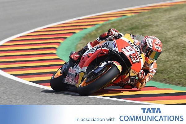 MotoGP Analysis How Marquez's unique three-run gamble paid off