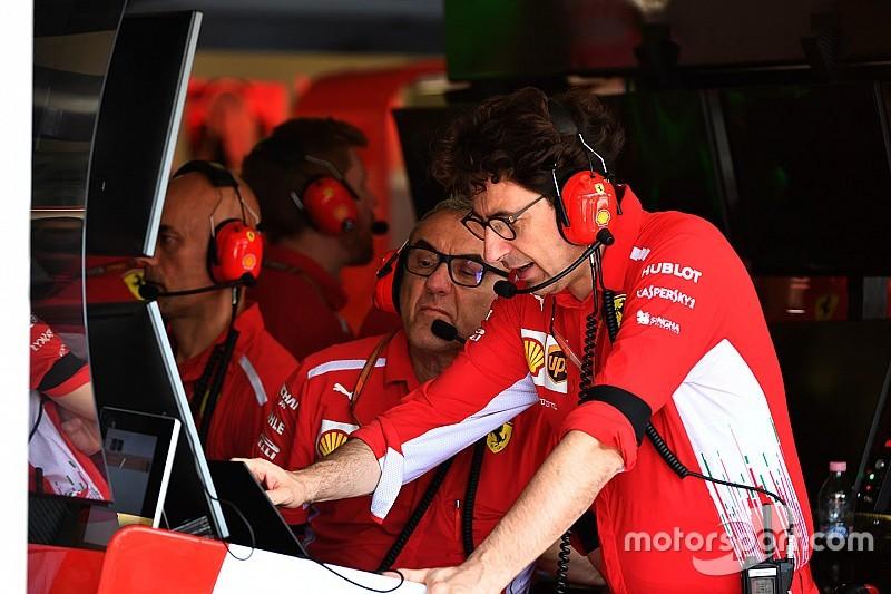 El presidente de Ferrari sale al paso de rumores de cambios en el equipo