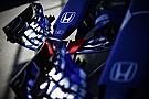 Honda braucht schon in Bahrain neue Teile
