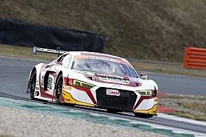 GT-Masters Rennbericht GT Masters: Rookies Hofer/Ellis auch im Rennen vorn