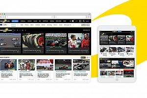 General Noticias Motorsport.com cambia el diseño y las funcionalidades de su web