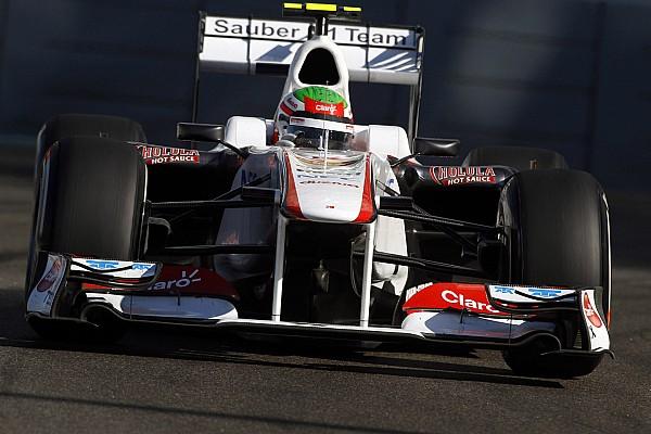 F1 Artículo especial El Sauber C30-Ferrari de la temporada 2011, ¿regalo de lujo para Navidad?