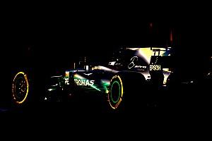 Mercedes опубликовала тизер новой машины