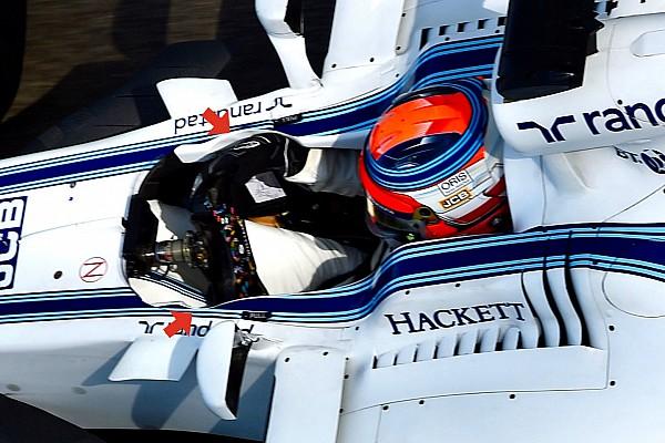 Williams модифицировала кокпит и руль для тестов с Кубицей